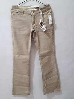 Glittered Khakie Pants