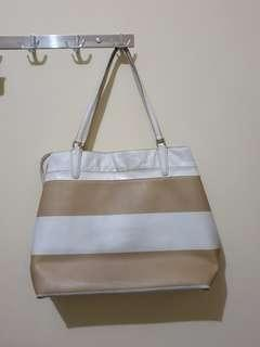 Coach shopper bag