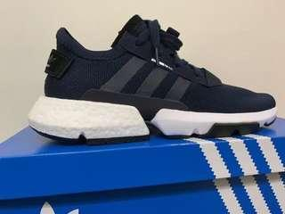 Adidas POD 深藍色 日本購入US10