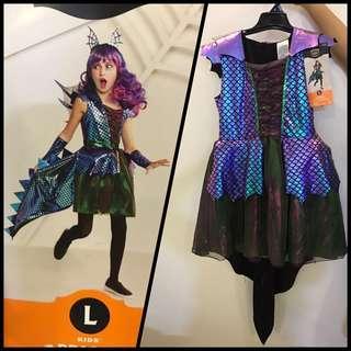 Kid Dragon Costume