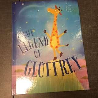 (包順豐站) The legend of Geoffrey