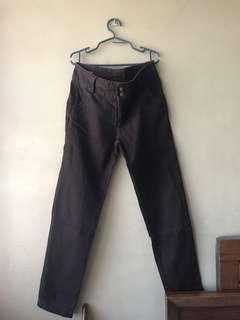 Herbench Choco Brown Chino Pants