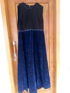 Gamis/dress Zoya