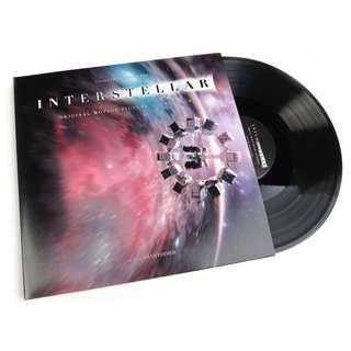"""Interstella 12"""" double vinyl by Hans Zimmer"""