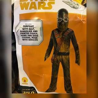 """Star wars """"chewbacca"""" costume"""