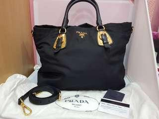 AUTHENTIC Prada Bag (Black) LIKE NEW