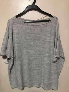 Uniqlo Boxy Top