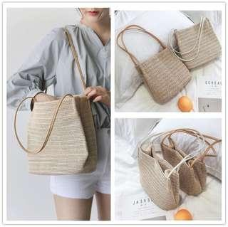 🚚 (PO) Knitted Tote Bag