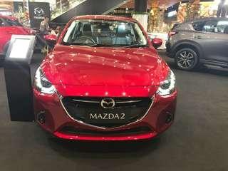 Dp Ceper 40jutaan Mazda 2 GT