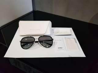 Michael Kors Aviator Sunglasses Black