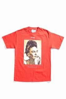 Awake NY Frida Photo Tee