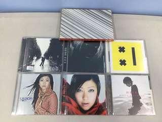 J-pop / Japanese Artists Audio CDs
