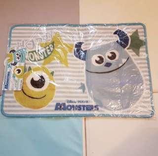 全新 Disney Monsters 地墊