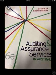 Auditing textbook for RMIT