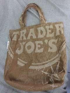 Trader joe's tote🇺🇸 bag