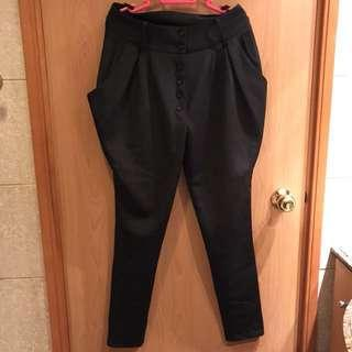 Anna rose 黑色西褲 / black trousers