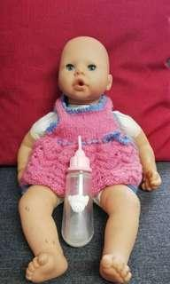 Zapf Creation Baby Doll #3