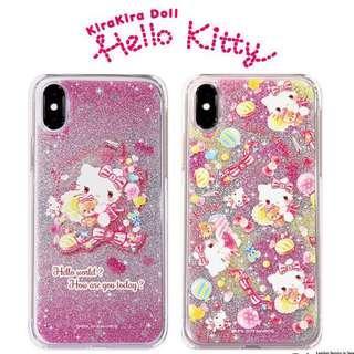 [PO] Sanrio Japan x KiraKira Doll Glitter Doll Series Smart Phone Case