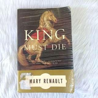 (Mythology) The King Must Die Mary Renault