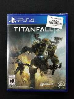 Titanfall 2 (brand new and sealed)