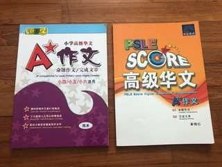 Upper Primary Higher Chinese Composition Guidebook