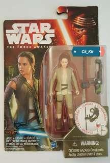 Star Wars The Force Awaken - Rey