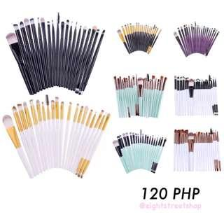 20pcs. Make-Up Brush Set