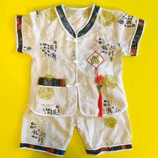 Chinese Style Baby Outfit L