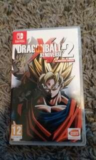 DragonBall2 - Nintendo Switch games