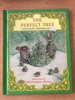The perfect tree and favourite Christmas carols