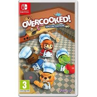 Switch - Overcooked 1