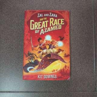 Story book - Zal and Zara