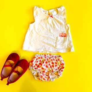 H&M Newborn Set 0-1m