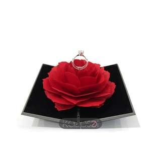 🚚 **PROMOTION** Hidden Rose Ring Box (Delphine Box)