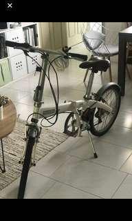 Dahon Eco Foldable Bike