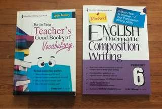 Upper Primary English Assessment Book