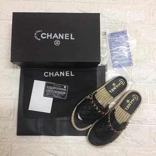 Chanel espadrilles sale