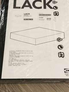 Ikea Lack series shelf.