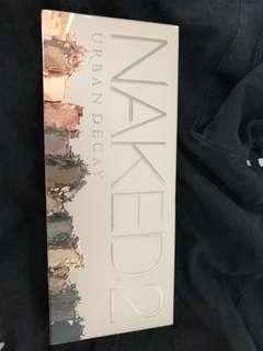 🚚 Brand new in box Naked 2 Urban Decay palette