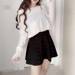 Knitted top (2 colours)