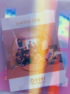 (WTS) Wanna One I PROMISE YOU ALBUM DAY VER