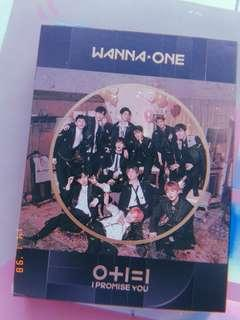 (WTS) Wanna One I Promise You Night Ver - Sungwoon
