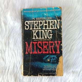 Free Book! Misery Stephen King