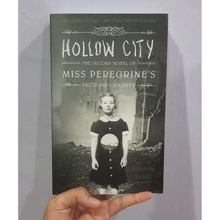 Hollow City - The Second Novel of Miss Peregrine's Peculiar Children