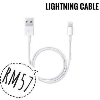 NEW Original Apple Lightning Cable 1 meter (Postage Only)