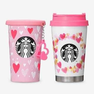 PO 💓 2019 Japan Starbucks Valentine Collection