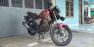 Motor Megapro 2014 mulus