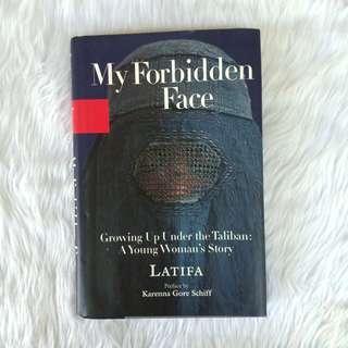 Hardbound My Forbidden Face Latifa