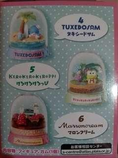 Tuxedosam Re ment 水晶球連盒