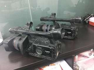 Canon XH A1s - Sold One - Last Unit Available comes with a FREE Canon Pro AV BAG